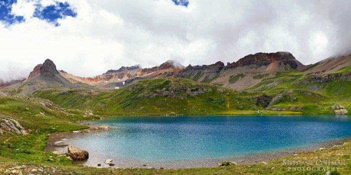 Ice Lake, Colorado